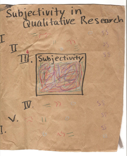 journal qualitative research
